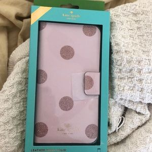 BRAND NEW WITH TAGS Kate spade wallet phone case